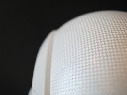 Twintex composite material - ultra light and puncture resistant.