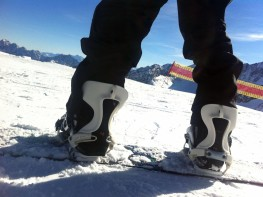 Testing Rapid Prototype on Stubaier Glacier, Austria, October 2013